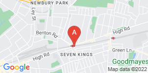 Google static map for Gilderson & Sons Funeral Directors, High Rd