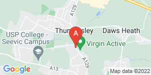 Google static map for A.R. Adams Funeral Directors - Benfleet