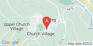 Google static map for Maesgwyn Funeral Directors