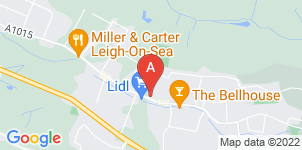 Google static map for F.P Guiver & Sons Ltd, Leigh-on-Sea