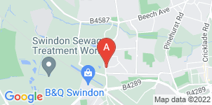 Google static map for Blackwells Independent Funeral Directors Ltd