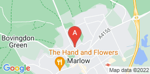 Google static map for Beacon Funeral Services Ltd, Marlow