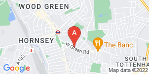 Google static map for Melville & Daughters Funeral Directors Ltd