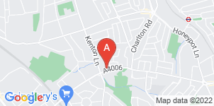 Google static map for Asian funeral care