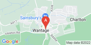 Google static map for H.J Knapp & Sons Funeral Directors