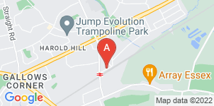 Google static map for Harold Wood Funeral Services Ltd, Romford Station Rd