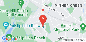Google static map for HAVEN Funeral Services, Northwood