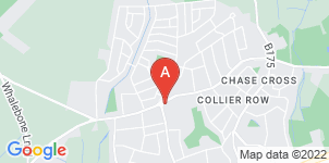 Google static map for The Co-operative Funeralcare, Romford Chase Cross Rd
