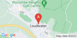 Google static map for Arnold Funeral Service, High Wycombe