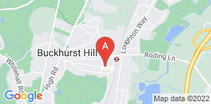 Google static map for A Bennett & Sons, Buckhurst Hill