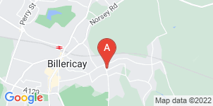 Google static map for Adam & Greenwood Funeral Homes LLP, Billericay