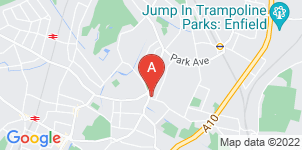 Google static map for Aaron Black Funeral Directors