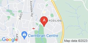 Google static map for Arthur Peake & Sons