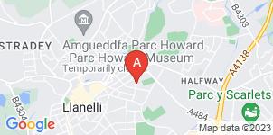 Google static map for Arthur Cambrey Funeral Directors