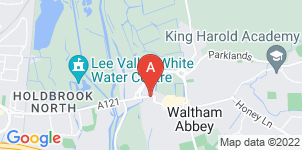 Google static map for Abbott & English Funeral Directors