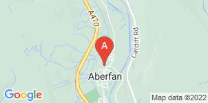 Google static map for Aberfan Funeralcare (inc. Gilbert James Funeral Directors)