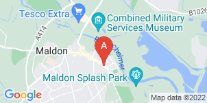 Google static map for Adam & Greenwood Funeral Home LLP, Maldon