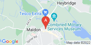 Google static map for East of England Co-operative Society Ltd, Maldon