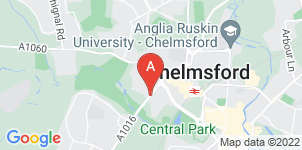 Google static map for Adam & Greenwood Funeral Home LLP, Chelmsford
