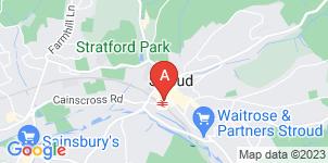 Google static map for Michael Gamble Funeral Directors Ltd
