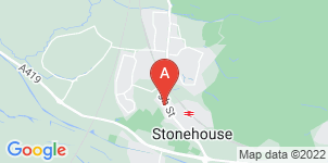 Google static map for Co-operative Funeralcare (Midcounties), Stonehouse