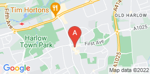 Google static map for Albert English Funeral Directors