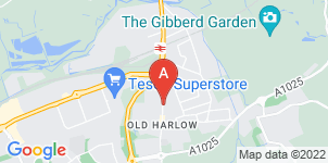 Google static map for Masterson Funeral Home