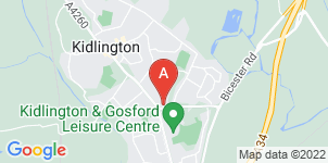 Google static map for C.S.Boswell Independent Funeral Services, Kidlington