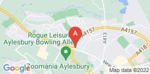 Google static map for Heritage & Sons, Aylesbury