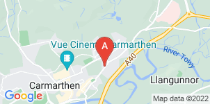 Google static map for Oliver Evans & Son