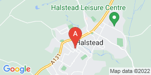 Google static map for A R Clarke Funerals