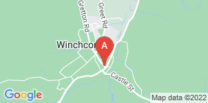 Google static map for Alexander Burn Funeral Directors, Winchcombe