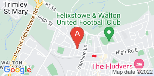 Google static map for Farthing Funeral Service, Felixstowe
