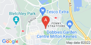 Google static map for Finch & Sons, Queensway