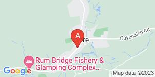 Google static map for Martin