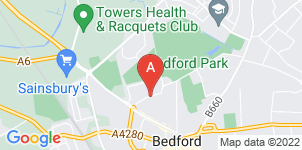Google static map for Arnolds Funeral Service