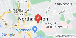 Google static map for Ann Bonham & Son Funeral Directors