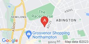 Google static map for S.E Wilkinson & Son