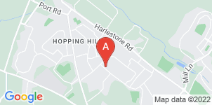 Google static map for Abbey Funeral Directors, Duston