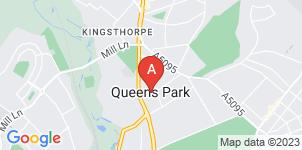 Google static map for Kevin Matthews Funeral Service, Kingsthorpe