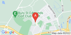 Google static map for L Fulcher Funeral Directors, St Olaves Precinct