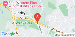 Google static map for A J Lloyd Funeral Directors, Allesley