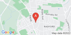 Google static map for A J Lloyd Funeral Directors, Keresley