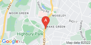 Google static map for Ambler Brothers Moseley