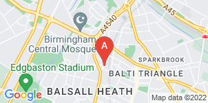 Google static map for N Wheatley and Sons