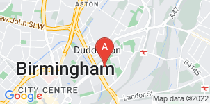 Google static map for The Co-operative Funeralcare Nechells
