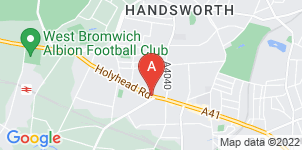 Google static map for Asian Funeral Directors, Handsworth