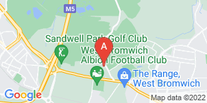Google static map for Muslim Centre Birmingham Ltd