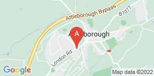 Google static map for Andy Free Independent Family Funeral Director