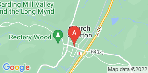 Google static map for A.S Morris & Son